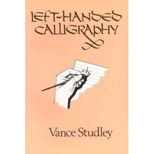 Left Handed Calligraphy Wishful Inking